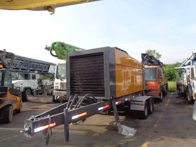 Putzmeister BSA 1400 HP-D, Concrete Equipment, Construction Equipment