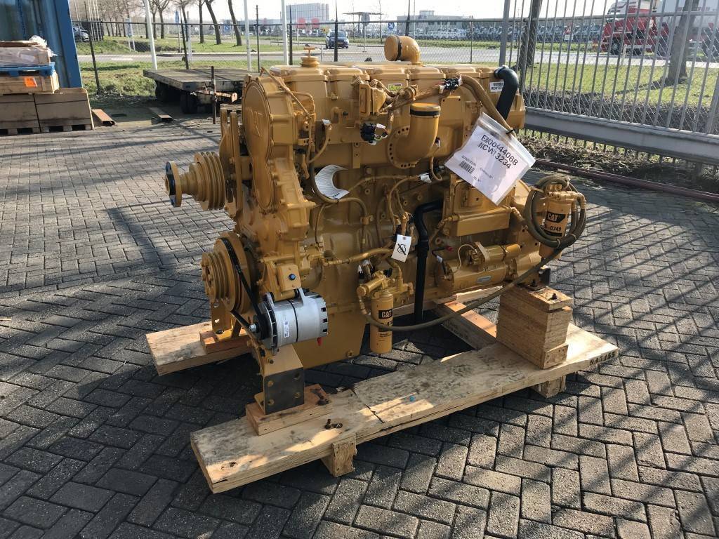Caterpillar C 15 - Industrial Engine 403 kW - DPH 105384, Industrial Applications, Construction