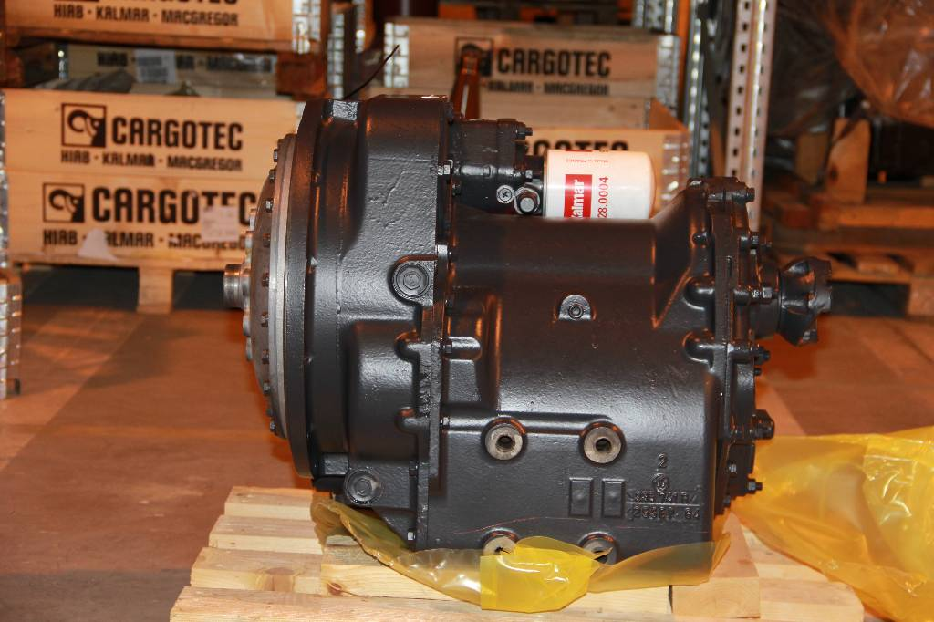 Clark GEAR BOX 12,6HR 18301-13, Transmission, Material Handling
