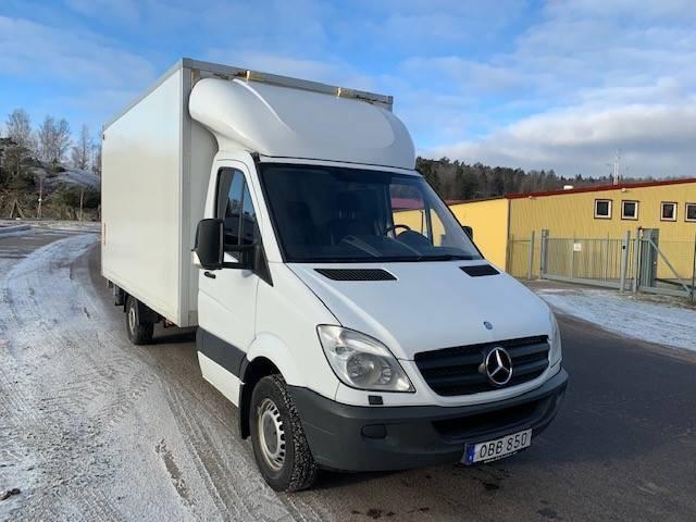 Mercedes-Benz SPRINTER 316 SKÅP LYFT, Lätta skåpbilar, Övriga fordon