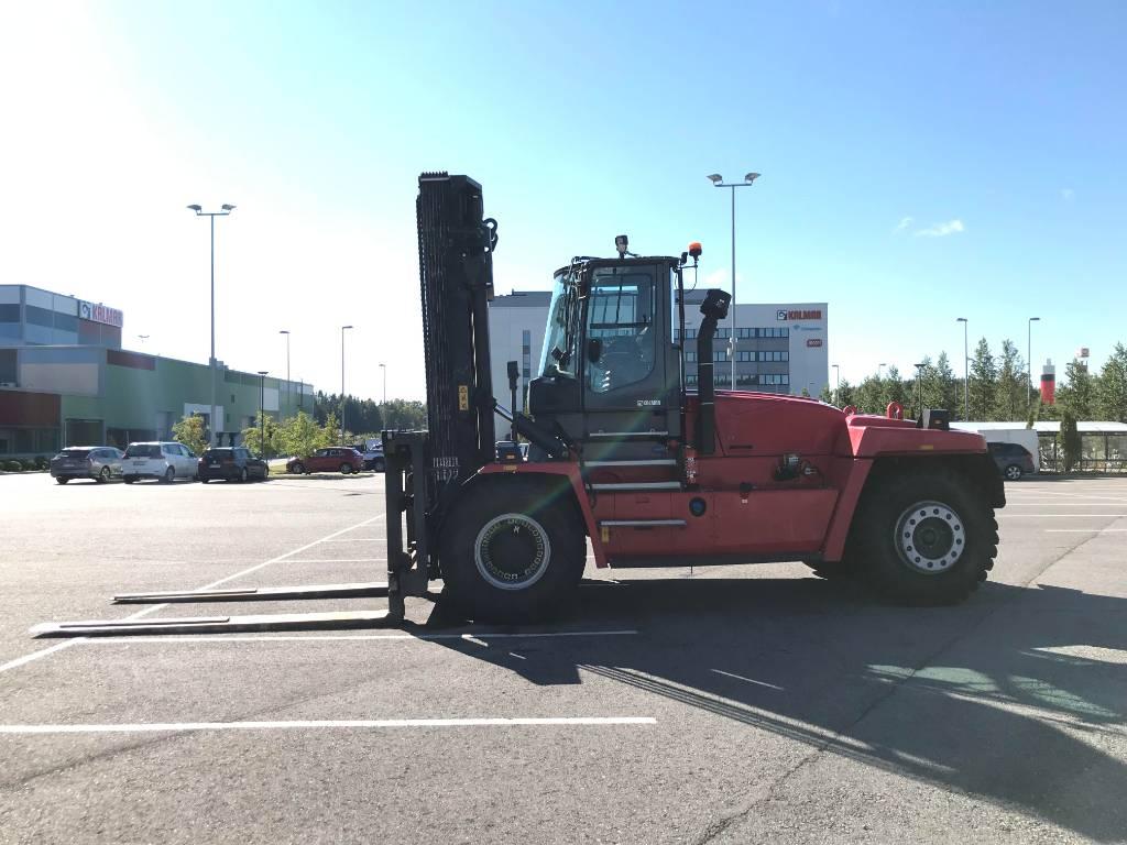 Kalmar DCG180-12LB, Dieseltrukit, Materiaalinkäsittely