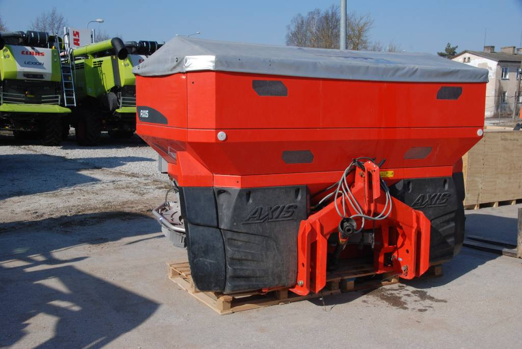 Kuhn Axis 50.1 W, Mineral spreaders, Agriculture