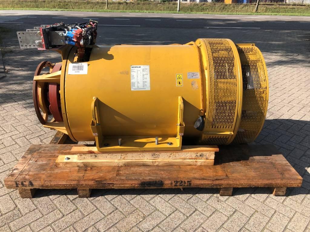 Caterpillar SR 5 - Gen End - 1700 kVa - 1602 - Arr. 252-3838, Generator Ends, Construction