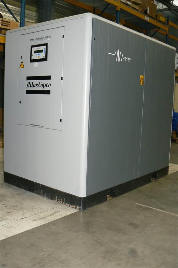 Atlas Copco FD 2000W, Compressed air dryers, Industrial