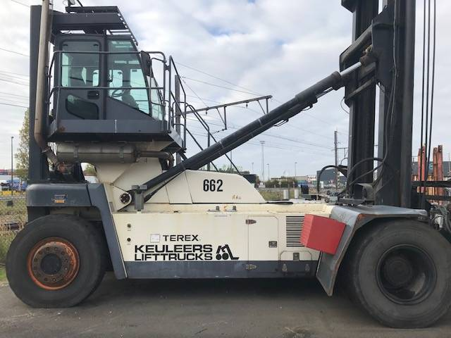 Terex FDC25K7TRD, Container handlers, Material Handling
