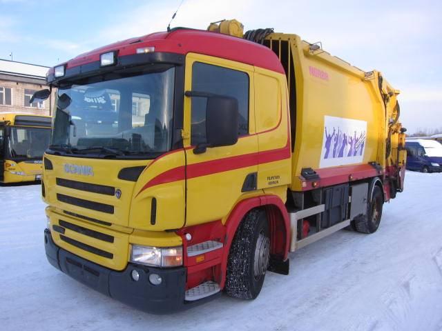Scania P 230, Muud veokid, Transport