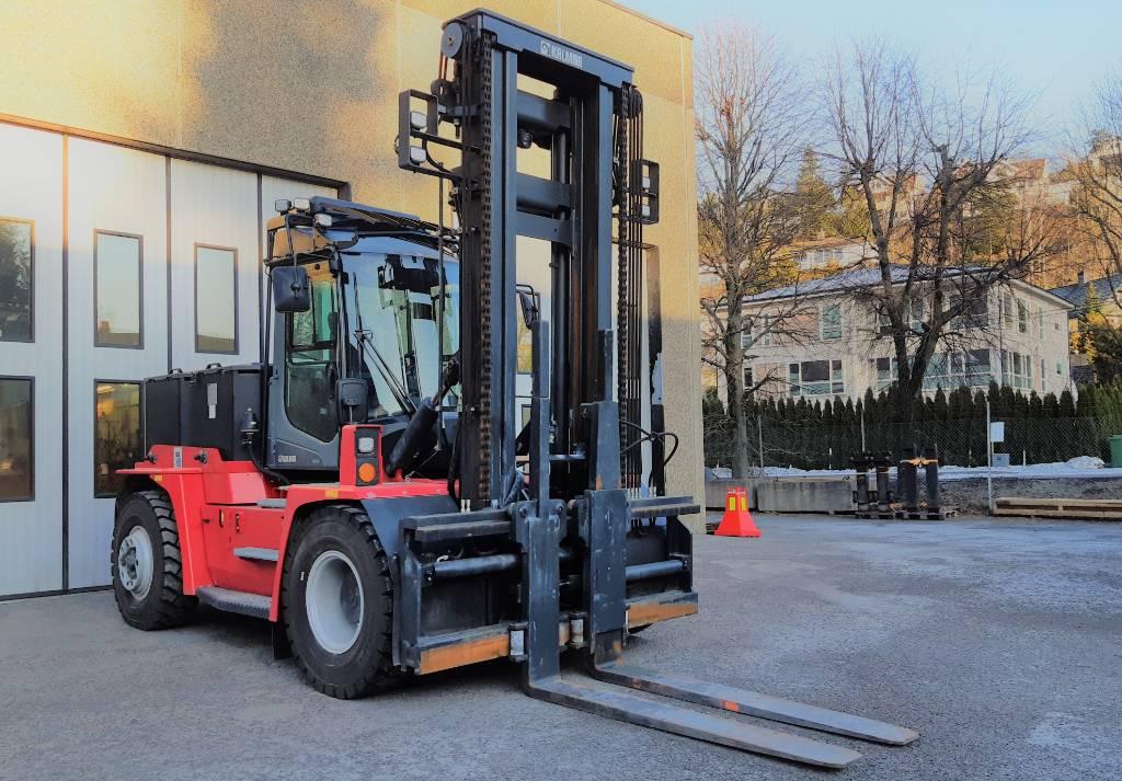 Kalmar ECG140-6, Electric forklift trucks, Material Handling