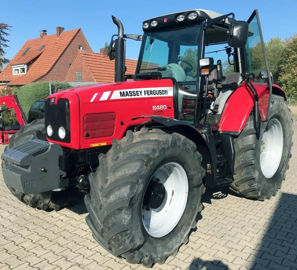 Massey Ferguson 6480 DYNA 6 Allrad Traktor
