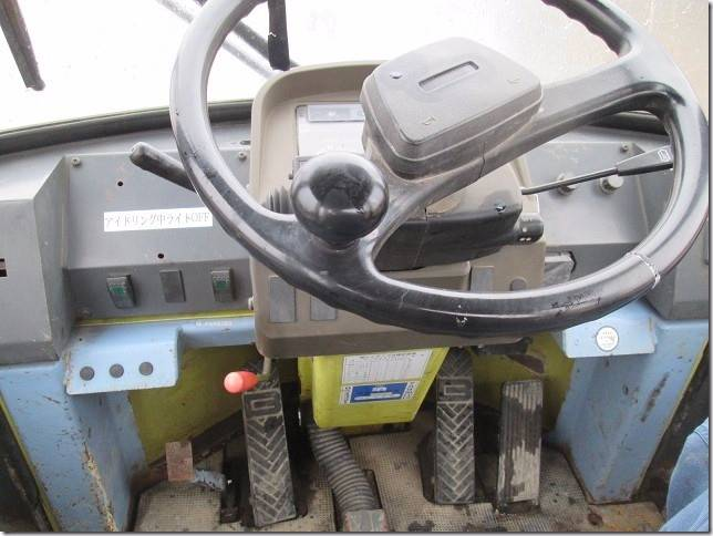 Furukawa FL302-2, Wheel loaders, Construction