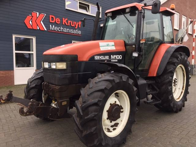 New Holland M 100, Tractors, Agriculture