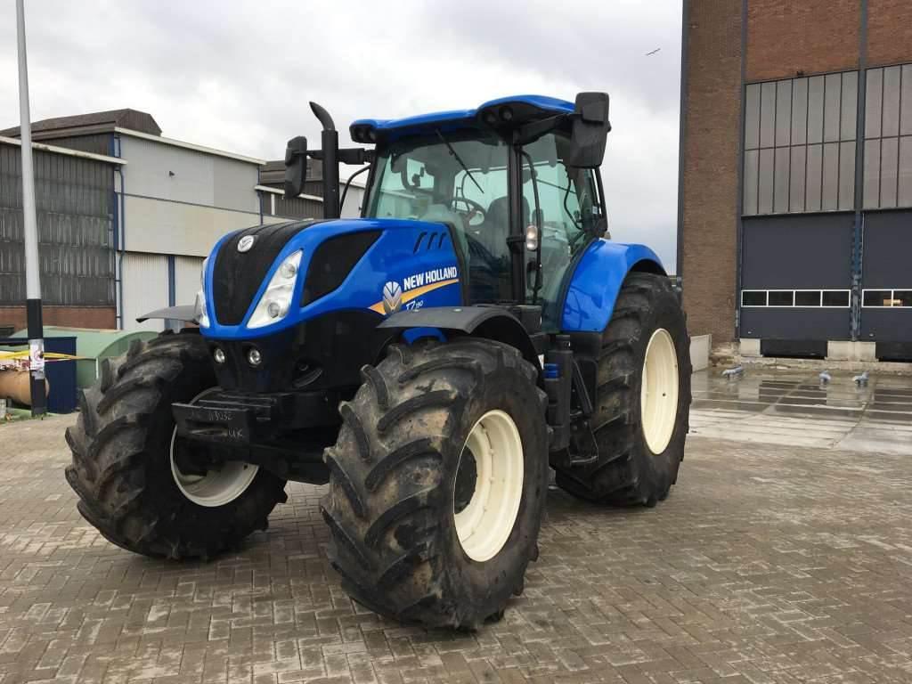 Tractors - Farm equipment - DLL Group