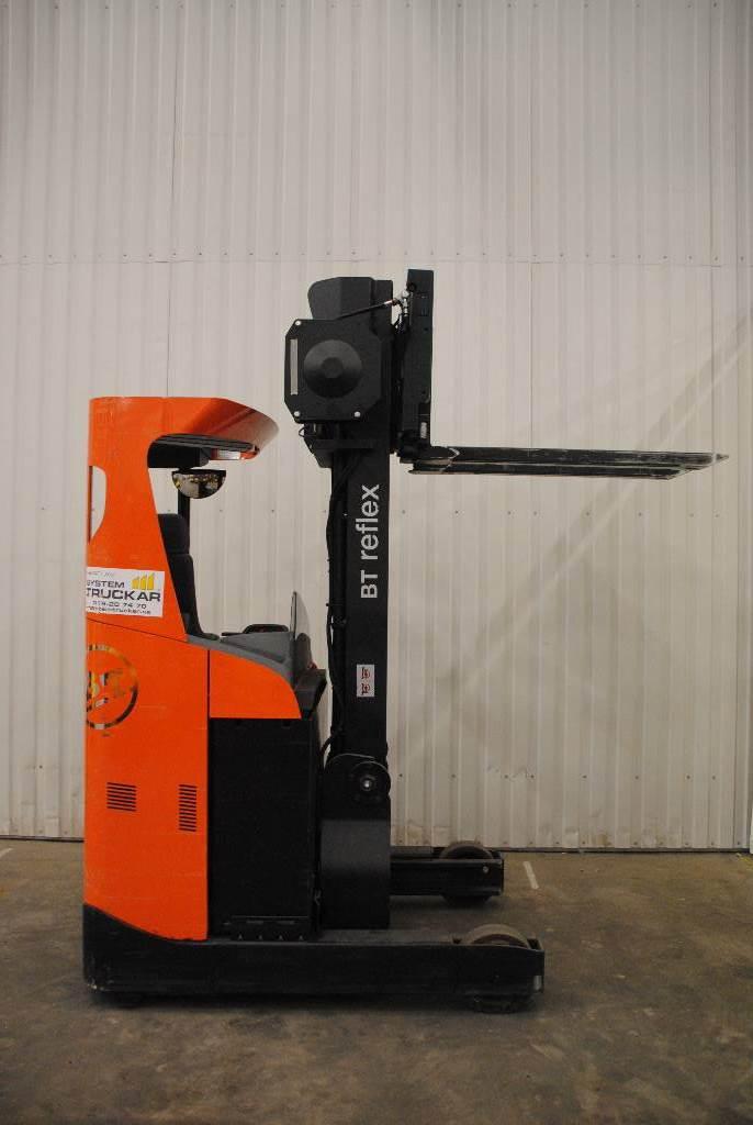 BT RRE 160, Skjutstativtruck, Materialhantering