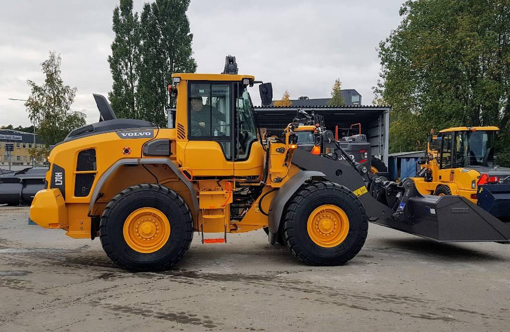 Volvo L70H *UTHYRES*, Hjullastare, Entreprenad