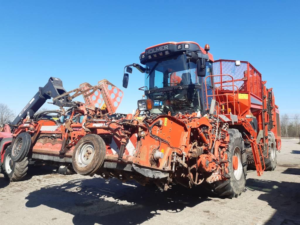 Holmer Terra Dos T3, Kombajny buraczane, Maszyny rolnicze