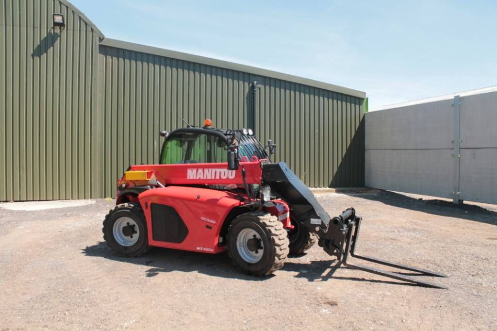 Manitou MT 420 H, Telescopic handlers, Construction