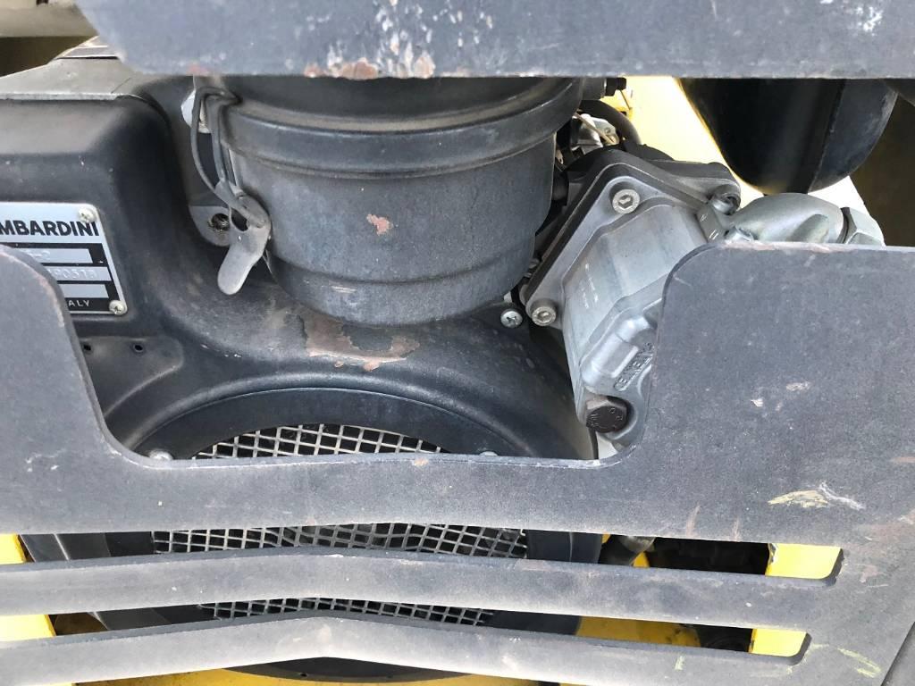Wacker DPU 100-70, Vibrationsgeräte, Baumaschinen