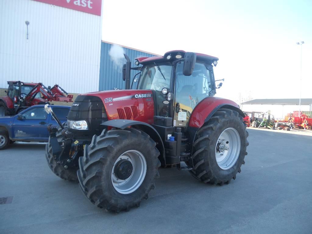 Case IH PUMA 175 CVX, Traktorer, Lantbruk