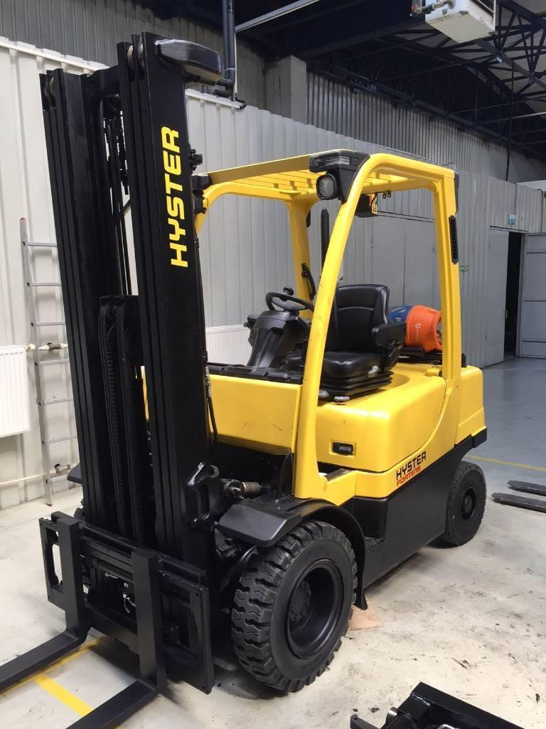 Hyster H2.5 FT, LPG counterbalance Forklifts, Material Handling