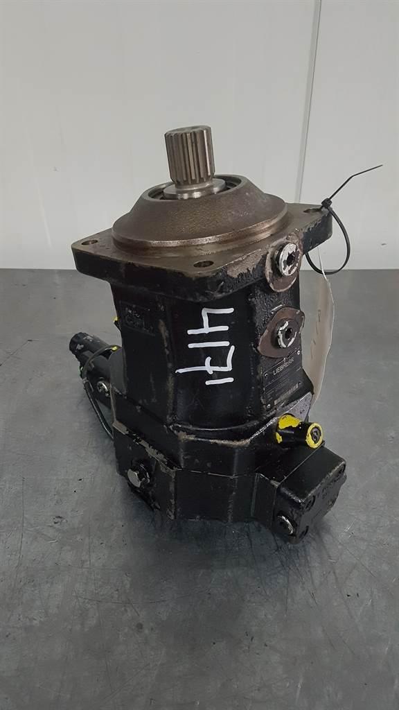 Liebherr 11000533A - Drive motor/Fahrmotor/Rijmotor