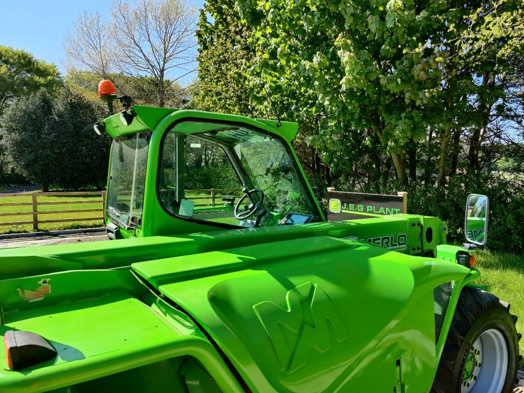 Merlo P 34.7, Telehandlers for agriculture, Agriculture