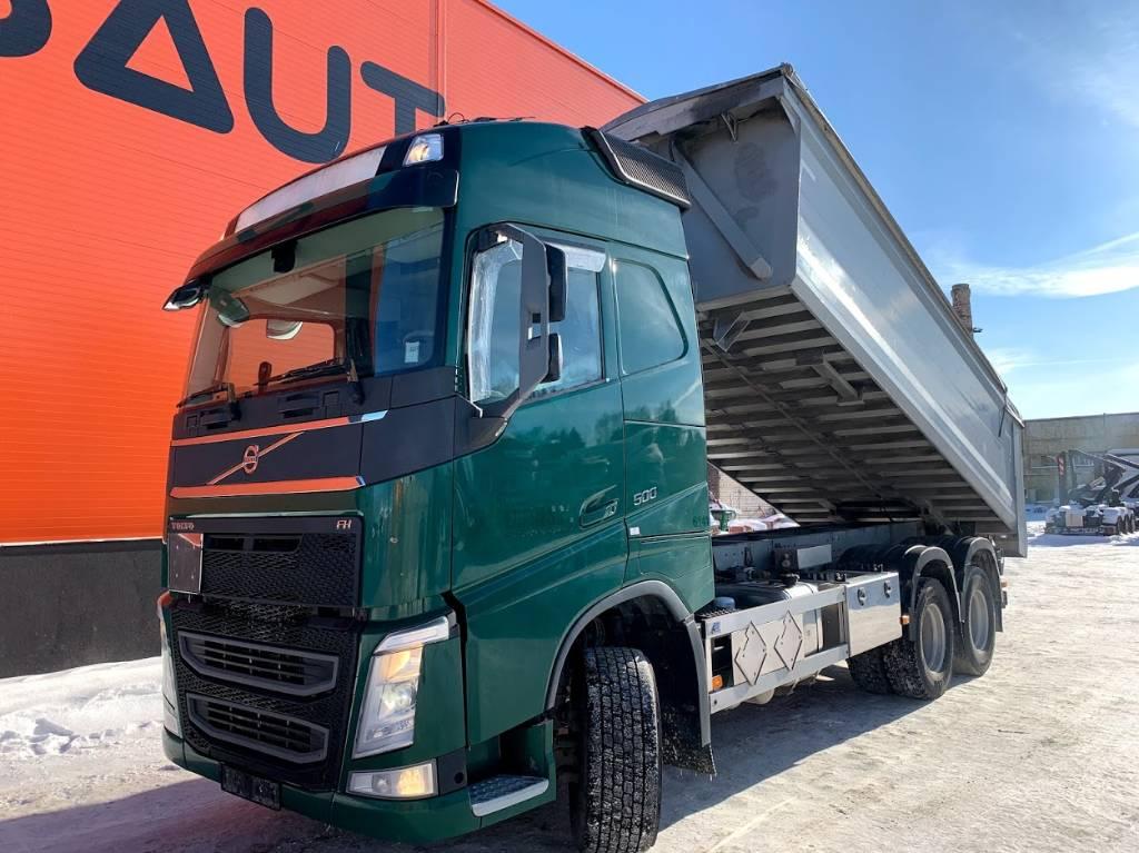 Volvo FH 13 500 6x2 Euro 6, Dump Trucks, Trucks and Trailers