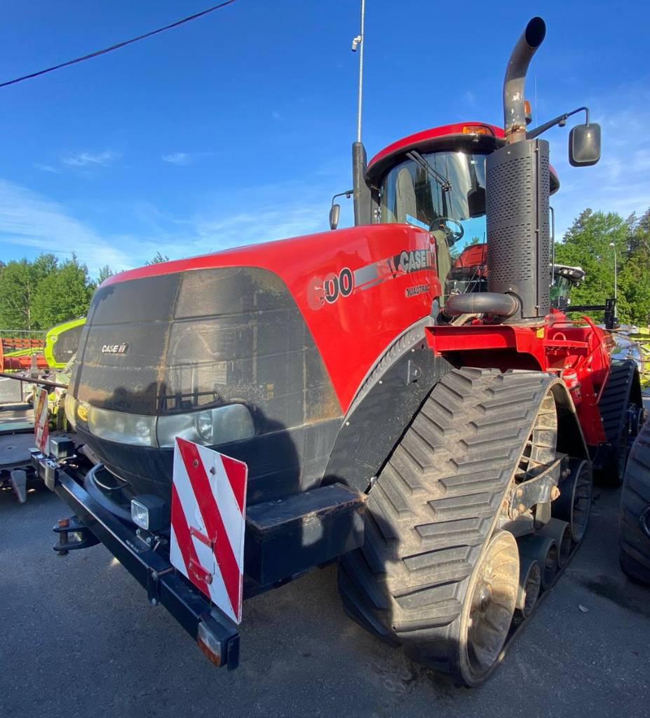 Case IH QUADTRAC 600, Traktoriai, Žemės ūkis