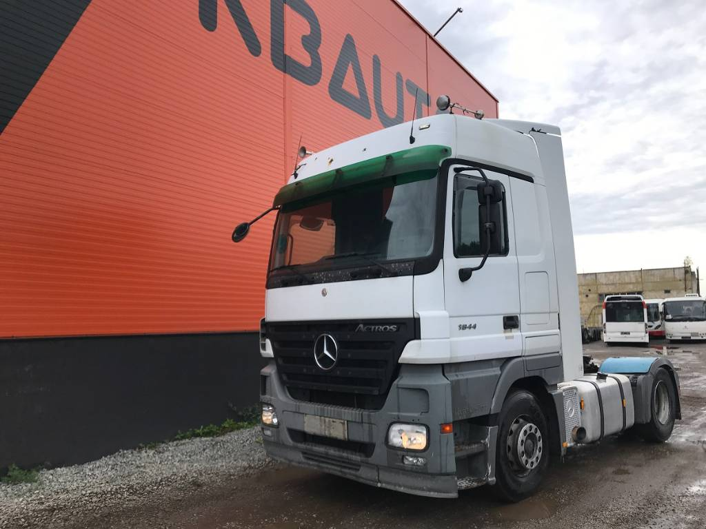 Mercedes-Benz ACTROS 1844LS HYDRAULICS, Conventional Trucks / Tractor Trucks, Trucks and Trailers