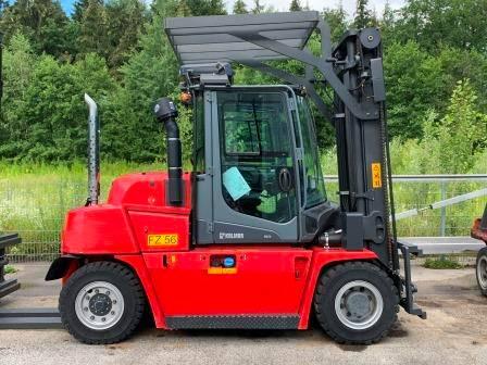 Kalmar DCG70-6, Diesel trucks, Material Handling