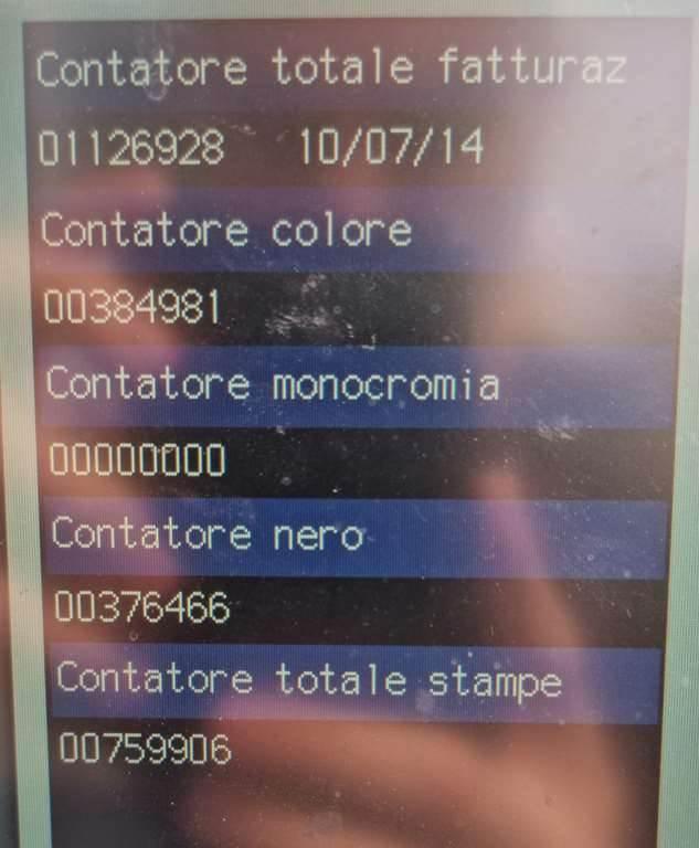 [Other] KONICA MINOLTA- C70hc, Production Printers, Extra