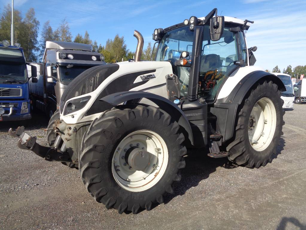 Valtra T234A, Traktorit, Maatalous