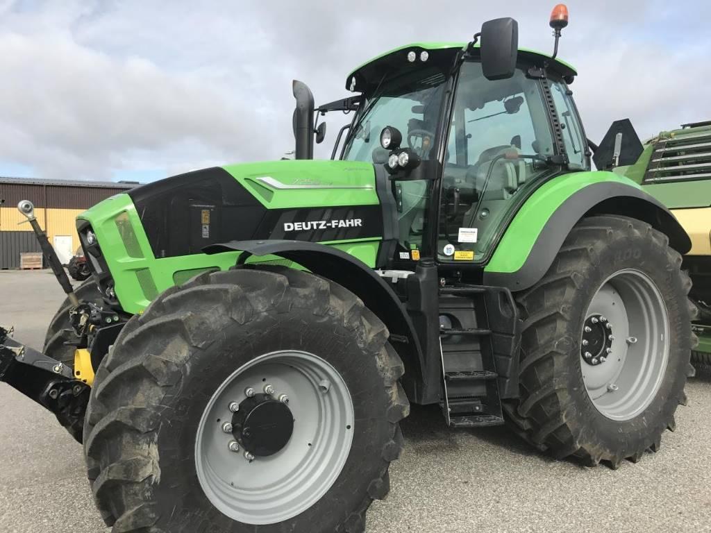 Deutz-Fahr 7250TTV, Traktorer, Lantbruk