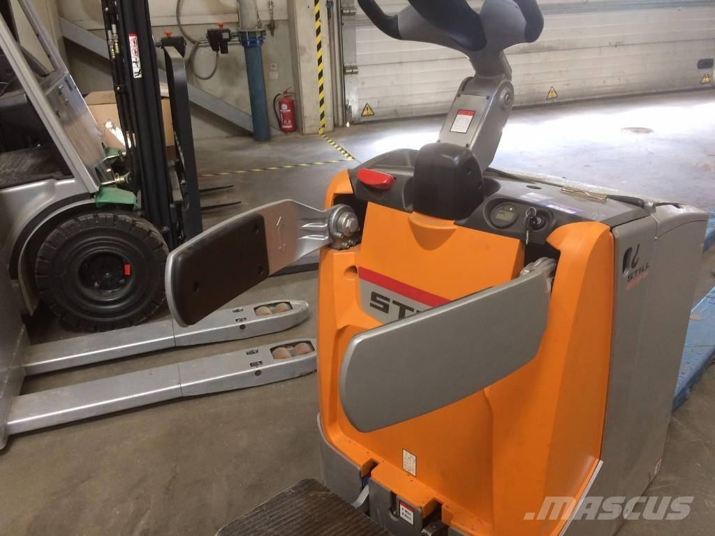 Still EXU SF20, Low lifter, Material Handling
