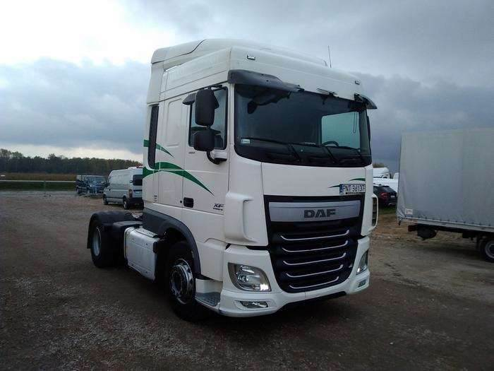 DAF XF 460 FT SC, Conventional Trucks / Tractor Trucks, Trucks and Trailers