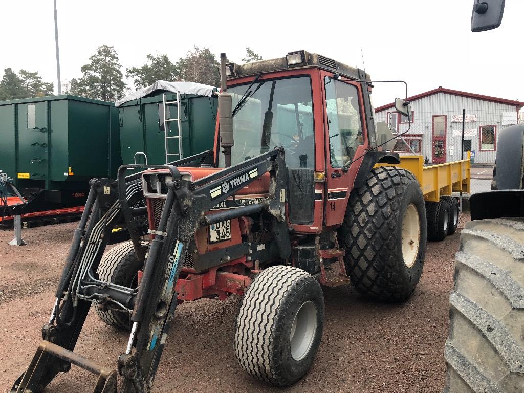 Case IH 685XL Trima 1290 -85, Traktorer, Lantbruk