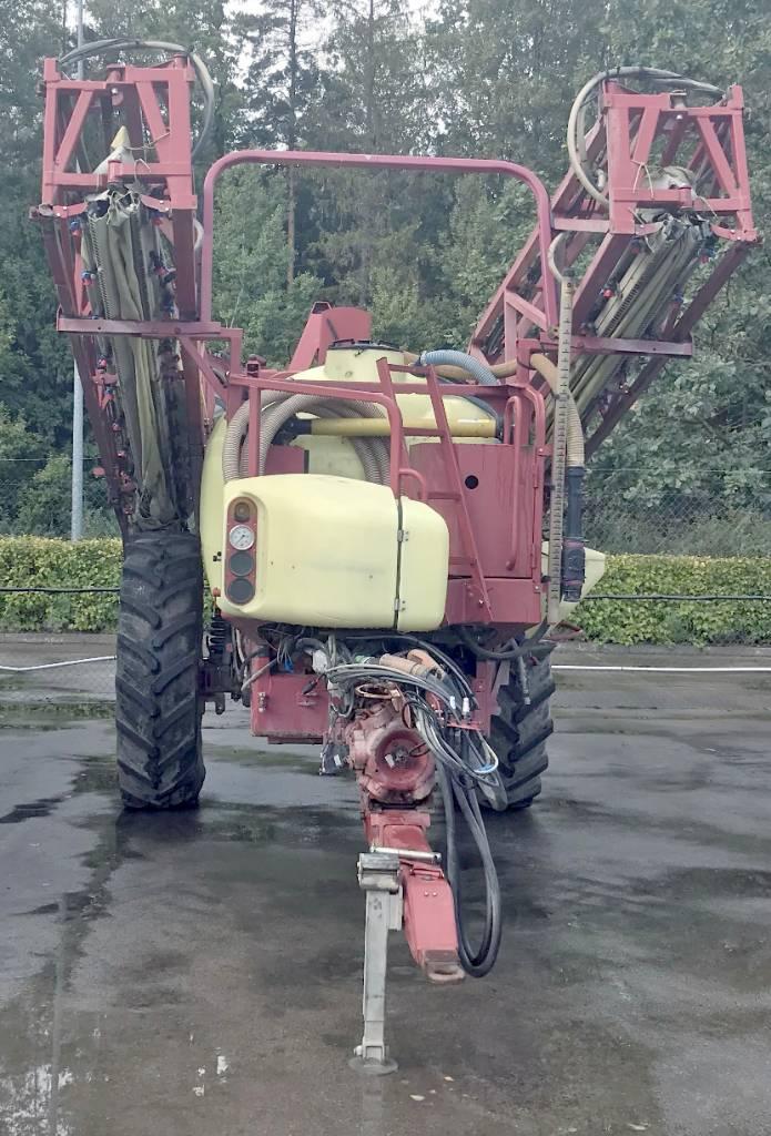 Hardi Commander 4200 Twin, Purkštuvai, Žemės ūkis