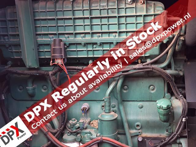 Volvo 1210 Generatorset, Diesel generatoren, Bouw