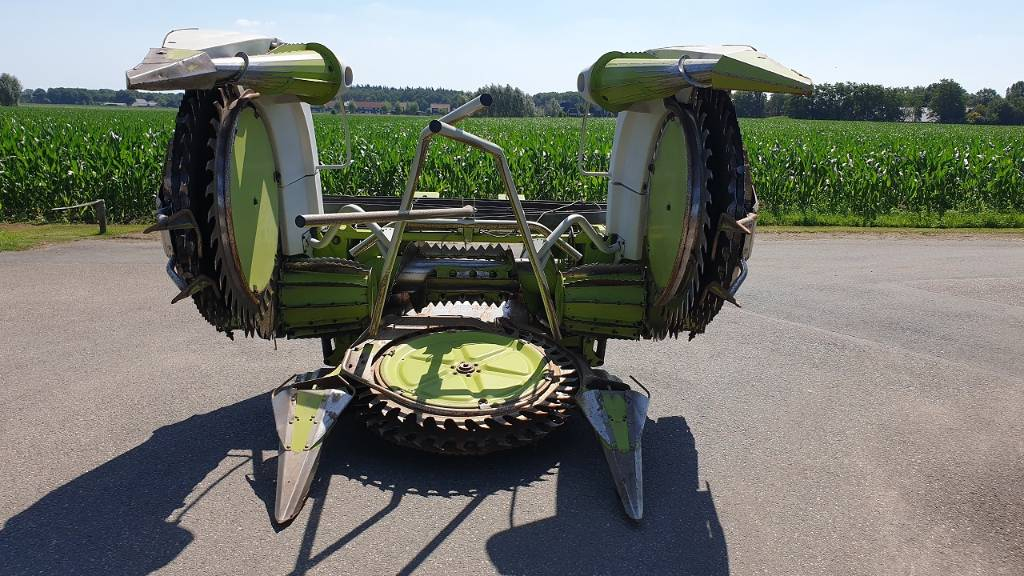 CLAAS RU 450 Xtra maisbek, Foragers, Agriculture