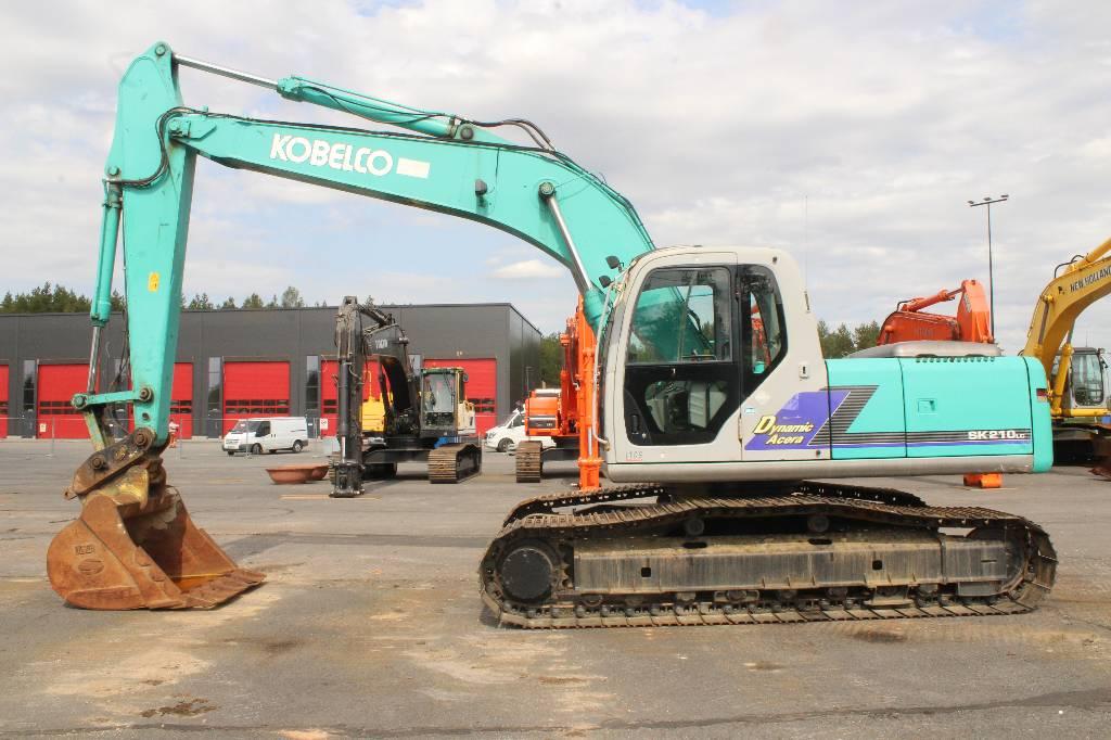 Excavators - Construction equipment - Rinta-Jouppi Machine