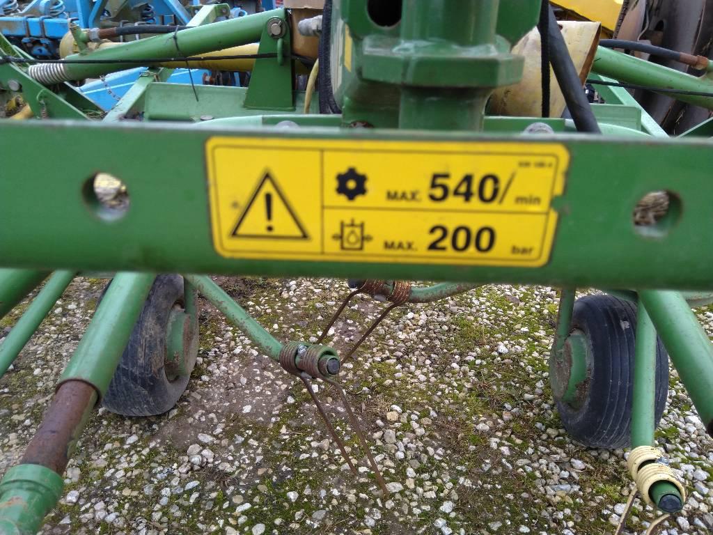 Krone KW 5.35/4, Vaalutid ja kaarutid, Põllumajandus