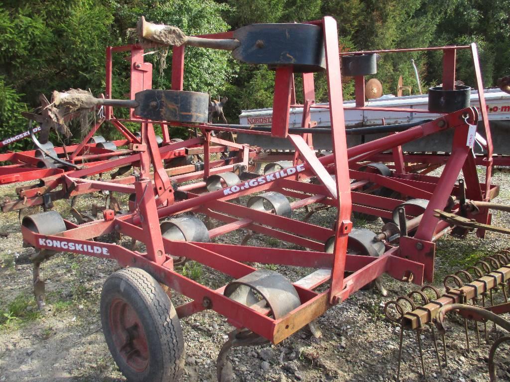 Kongskilde Vibro-Flex VF317 stubharve, Harver, Landbrug