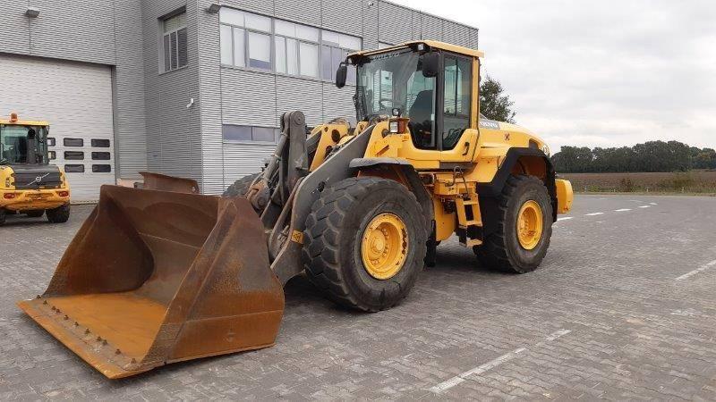 Volvo L110G, Wheel Loaders, Construction Equipment