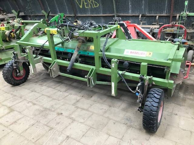 Baselier LKA310 frontloofklapper, Loofklapper, All Used Machines