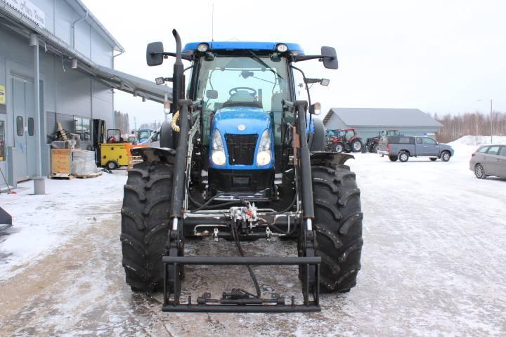 New Holland T6050 Plus 50, Traktorit, Maatalous