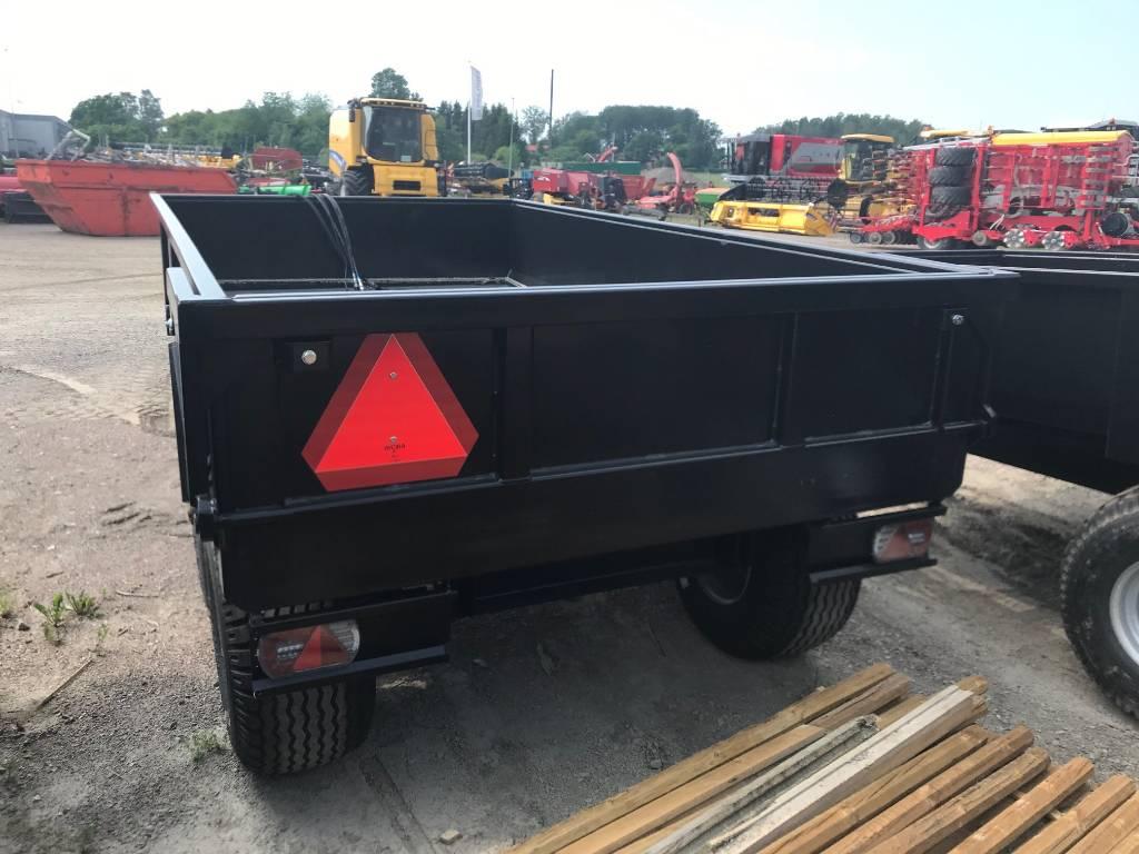 Palmse Dumpervagn 8-tons D800, Dumperkärror, Entreprenad