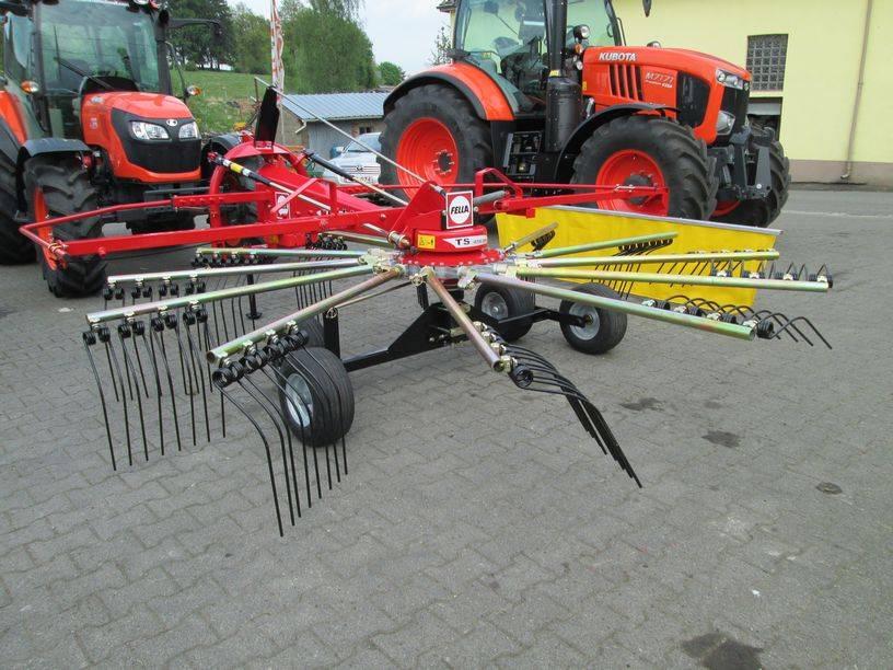 Fella TS 456 DN, Andaineur, Agricole