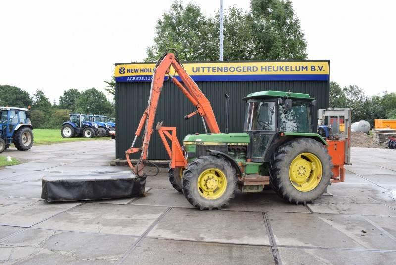 John Deere 2250, Tractoren, Landbouw