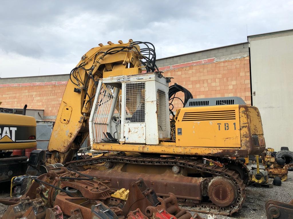 Liebherr 932 t PARTS / ERSATZTEILE, Motoren, Baumaschinen
