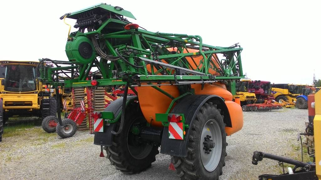 Amazone UX 5200, Trailed sprayers, Agriculture