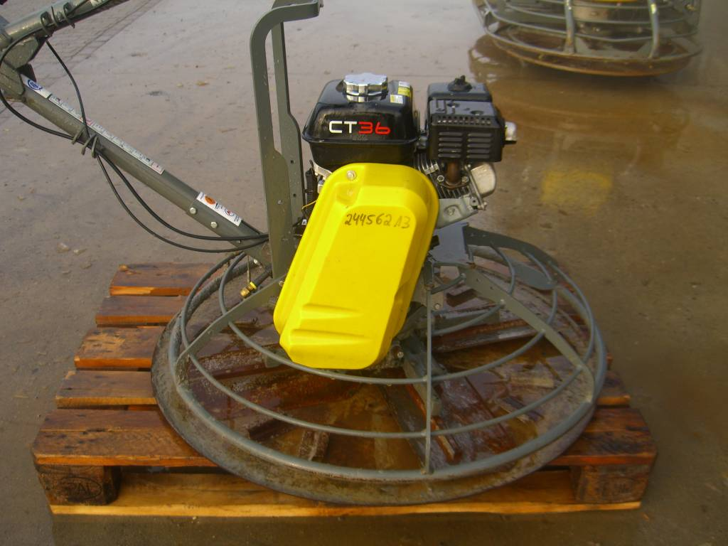 Wacker Neuson CT36-5A, Trowels, Construction Equipment