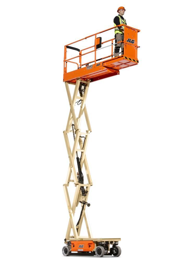 JLG 1930ES, Scissor lifts, Construction